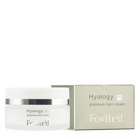Hyalogy Platinum Face Cream | Oxidationshemmende Gesichtscreme