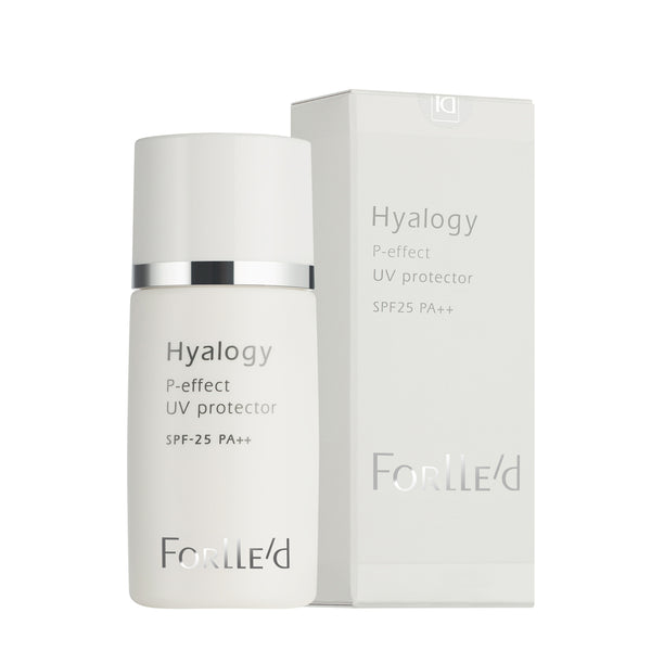 Hyalogy P-effect UV Protector SPF 25 PA++ | Sonnenschutz