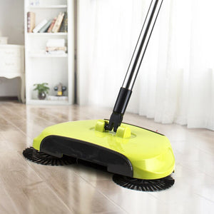 360 Degree Rotating Cleaning Sweeping Tool