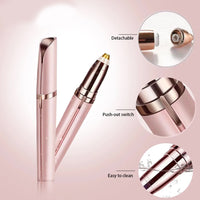 Mini Electric Eyebrow Trimmer Epilator