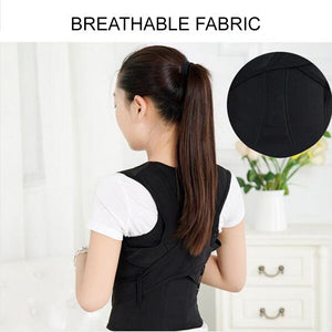 Children Adult Corset Back Posture Corrector Belt