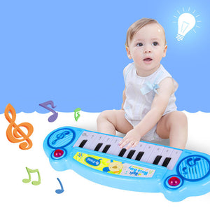 Mini Musical Carpet Keyboard Playmat