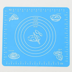 Silicone Baking Mat Pad Pastry Rolling