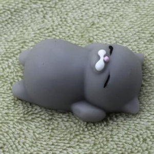 Mini Squishy Cute Animal Anti Stress Ball