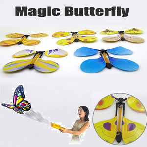 Flying Butterfly Magic