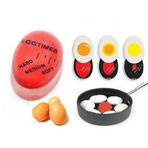 Egg Perfect Color Changing Boiling Timer