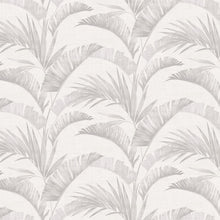Banana Palm Design Grey