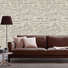 Brick Effect Design Grey - BW038