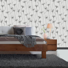 Cornflower Design Grey - BW047