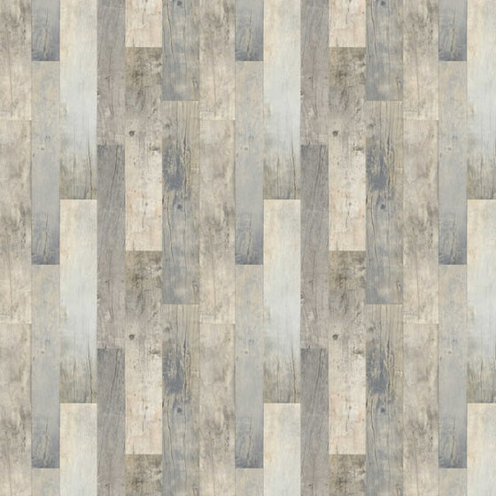 Country Wood Design Blue / Grey - BW048