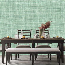 Crosshatch Texture Design Green - BW051