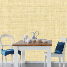 Crosshatch Texture Design Mustard - BW052