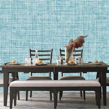 Crosshatch Texture Design Teal - BW053