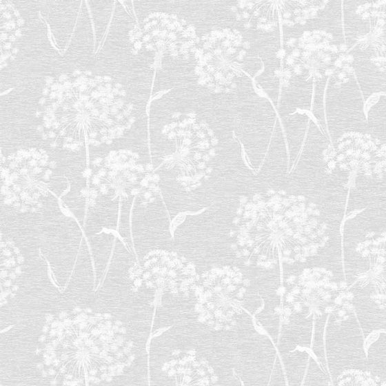 Dandelion Design Grey - BW056