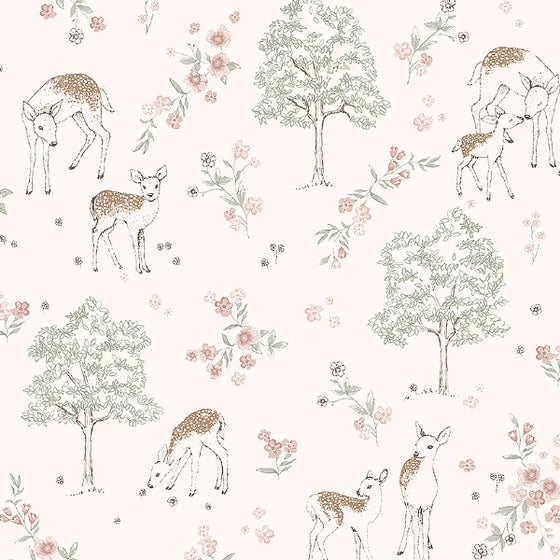 Deer Love Pink Design - BW058