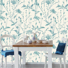 Meadow Design Blue