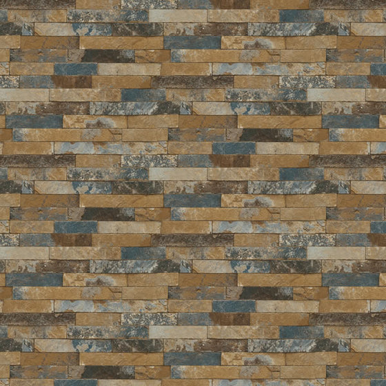 Narrow Brick Design Cooper - 475104