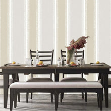 Stripe Design Beige