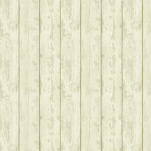 Washed Wood Design Cream