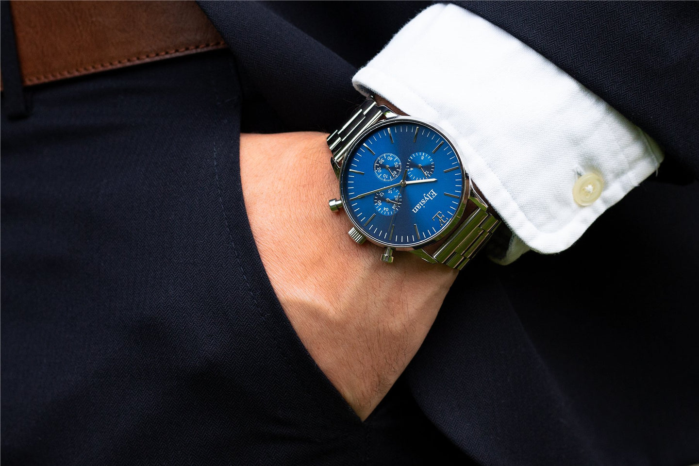 Elysian Watches Heren Horloges