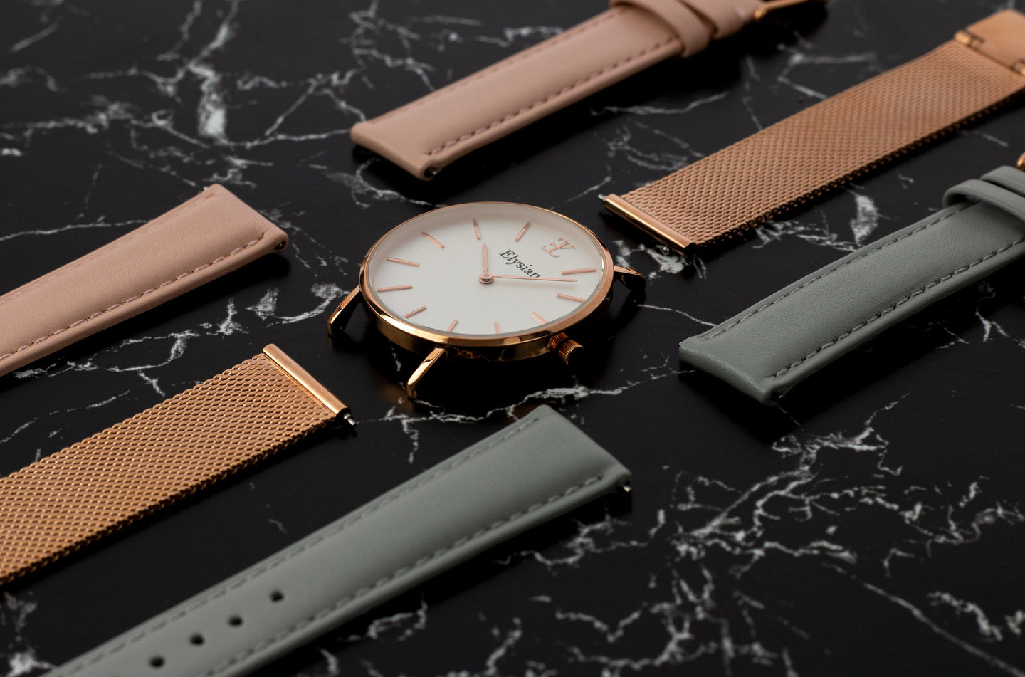 Elysian Watches Dames Horlogebanden