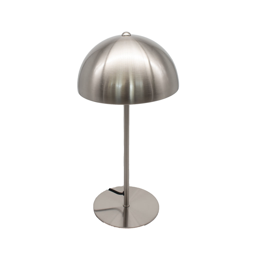Lámpara de mesa Bonnet Metal Grey