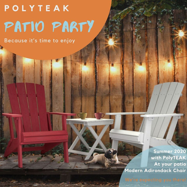 PolyTeak Patio Party