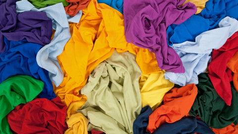 Be more environmentally conscious by donating your secondhand clothes.