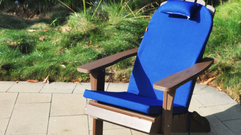 Best Outdoor Chair Cushions - Covered or uncovered?