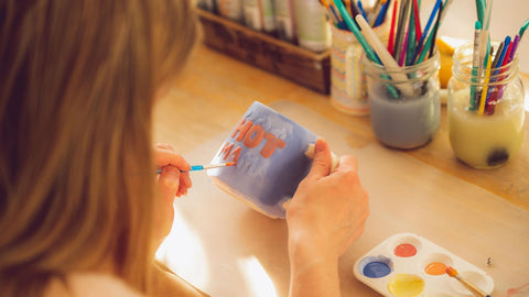 Great Mother's Day Gift Ideas: Mug DIY
