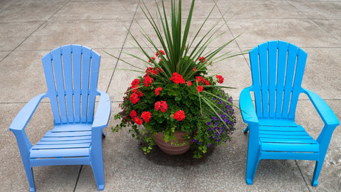 Best Material for Adirondack Chairs: Plastic