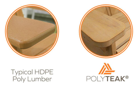 Poly lumber comparisons