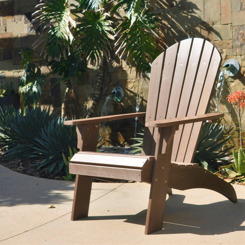 PolyTeak Adirondack Chair