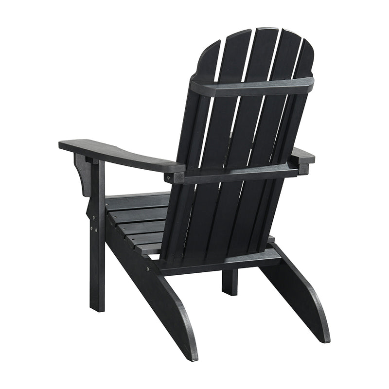 Traditional Element Faux Wood Poly Adirondack Chair