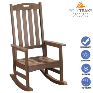 Classic Outdoor Rocking Chair