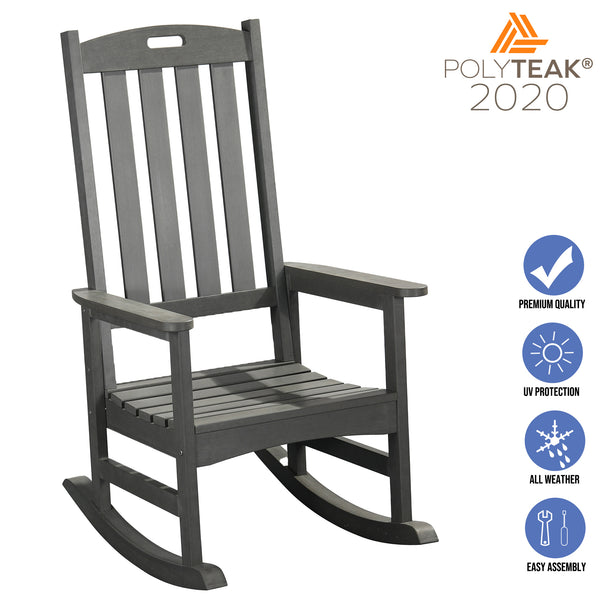 Open-Box Classical Rocker