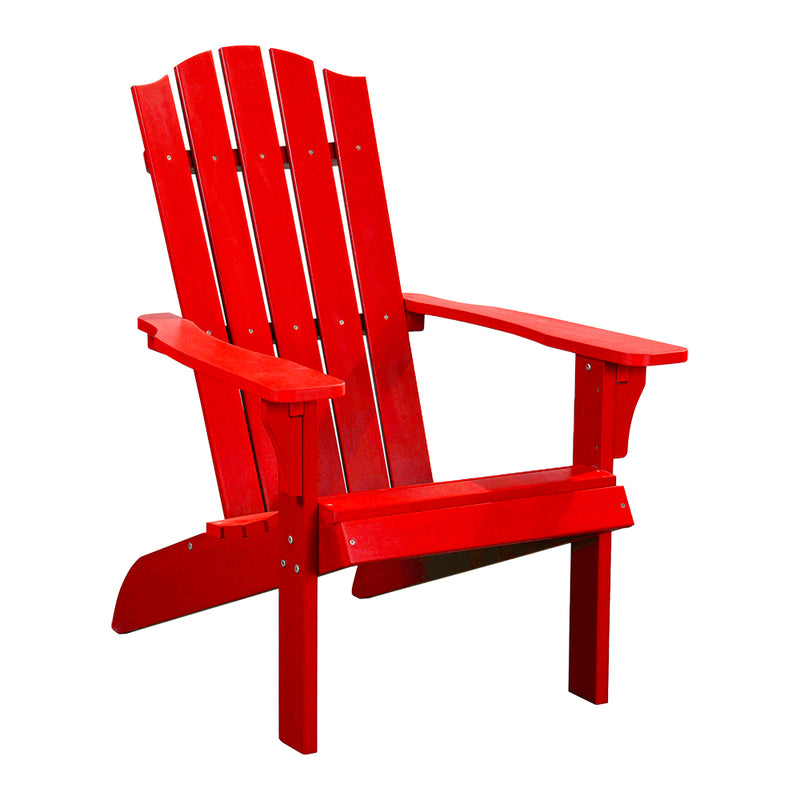 Element Faux Wood Poly Adirondack Chair