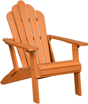 Seashell Folding Adirondack Chair