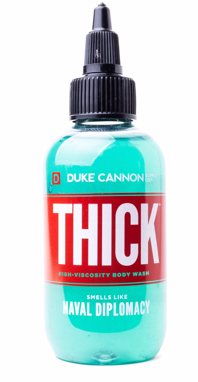 THICK BODY WASH TRAVEL SIZE - NAVAL DIPLOMACY