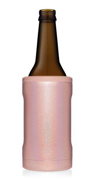 Glitter Rose Gold Hopsulator BOTT'L