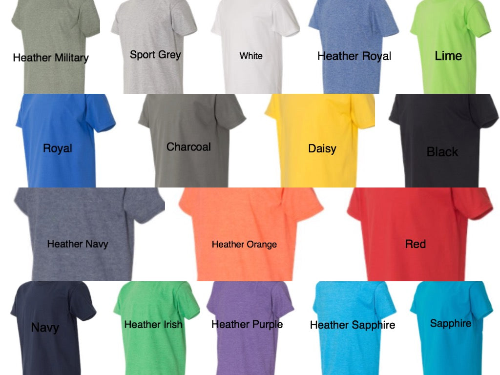 SALE Softstyle Short Sleeve Tee- YOUTH