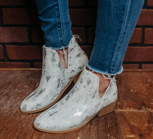 Wayland White Boot