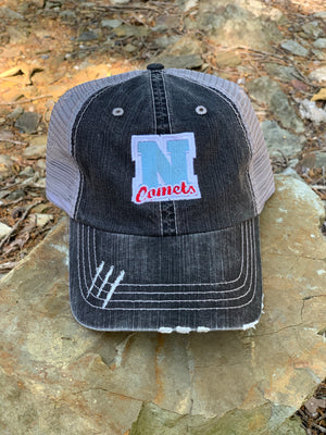 Adult Trucker Hat- North Stanly