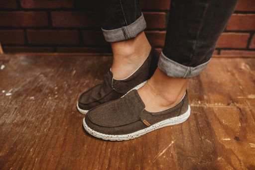 Women's Misty Woven Nut Hey Dudes
