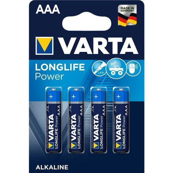 Varta AAA Longlife Power LR03 (4τμχ)