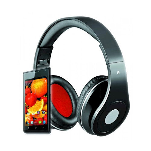 Rebeltec headphones AUDIOFEEL2 black