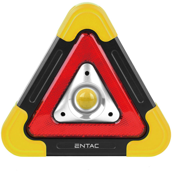 Entac Emergency Light COB Rechargeable Solar