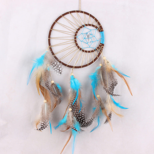 Dreamcatcher  Indian Style - spiritualistbabe