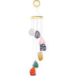 Raw Crystal Wind Chime