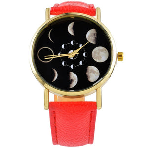 Phase Lunar Eclipse Watch - spiritualistbabe